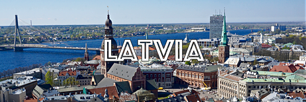 Destination Latvia