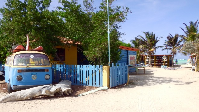 bonaire jibe city sorobon beach