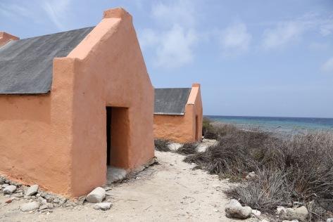 bonaire slave huts