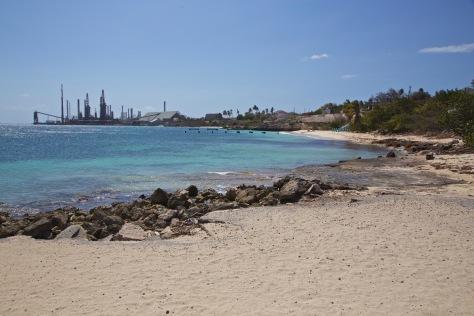 aruba rogers beach