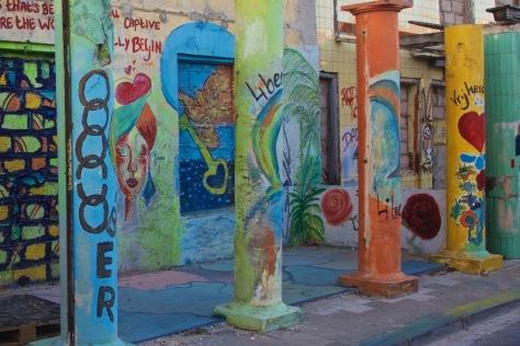 curacao pietermaai street art