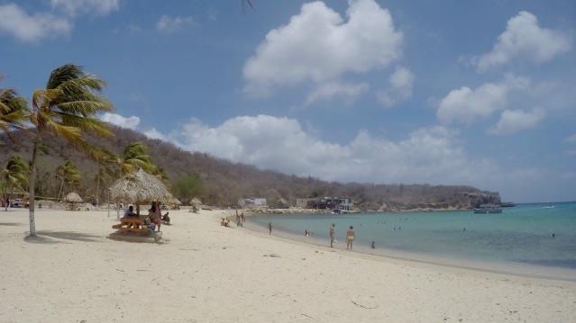 curacao playa santa cruz