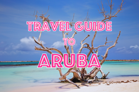 Travel guide to Aruba