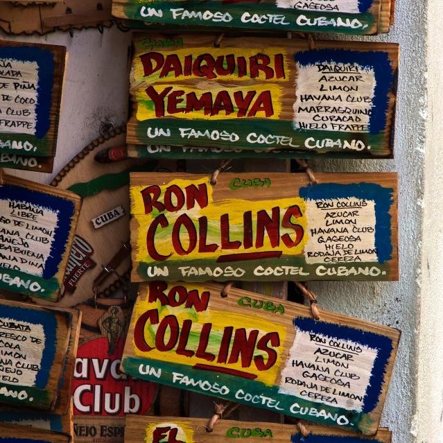 cuban rum drinks