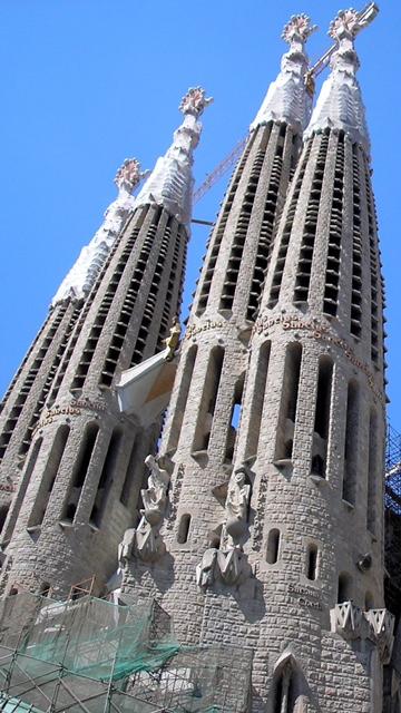 barcelona gaudi tour la sagrada familia