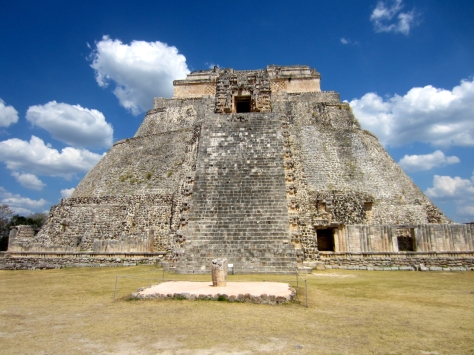 Best Ancient Mayan Cities in Yucatan Mexico - Uxmal