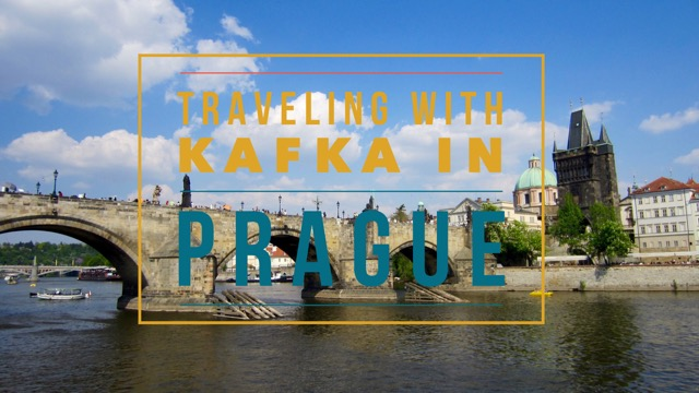 Traveling with Kafka in Prague