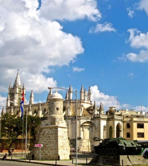 havana vieja museo de la revolution cuba