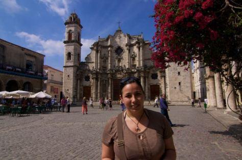 havana vieja plaza de la catedral de san cristobal cuba
