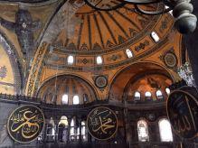 istanbul hagia sophia mosaics