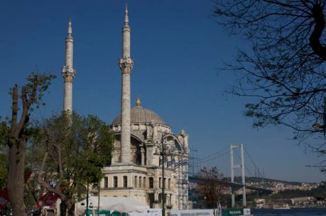 Istanbul Ortaköy Mosque