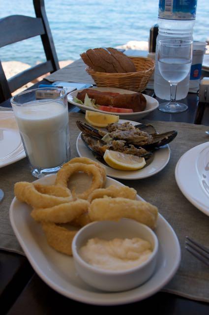 istanbul turkey sea food