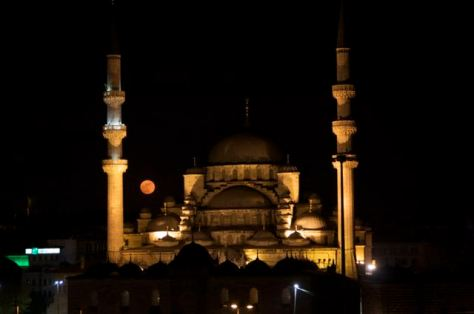 Istanbul Yeni Cami New Mosque