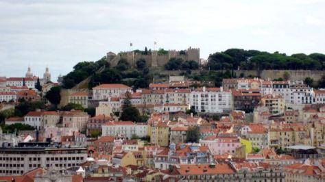 View from Mirador de São Pedro de Alcantara
