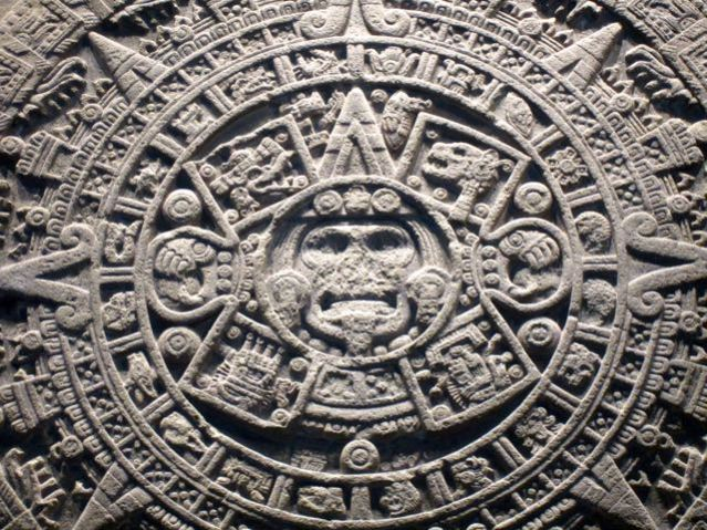 mexican stone of sun