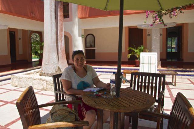 mexico chichen itza hotel villa arqueologicas