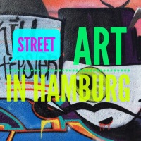 A little bit about street art in Hamburg