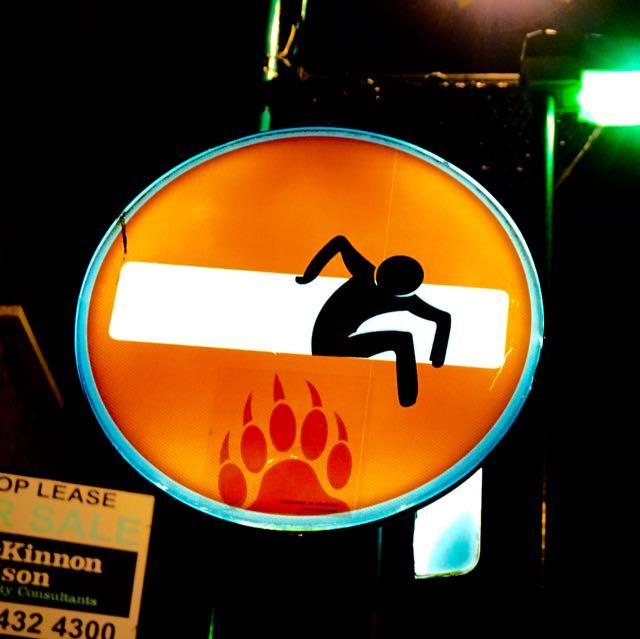 street art in london clet abraham brick lane 3