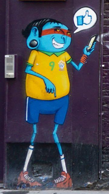 street art in london cranio rivington street