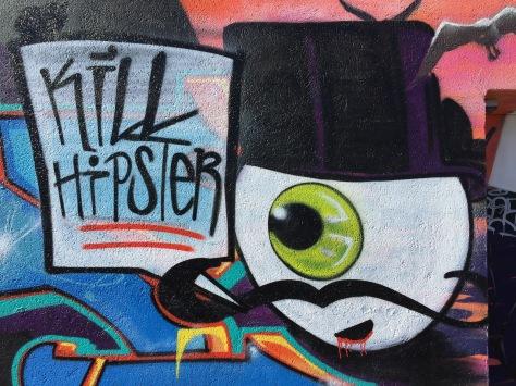Ray de la Cruz in Gezi Park Fiction