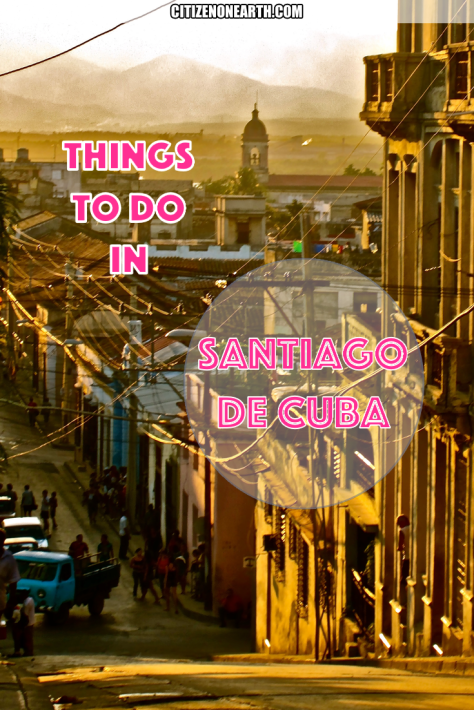 Things to do in Santiago de Cuba