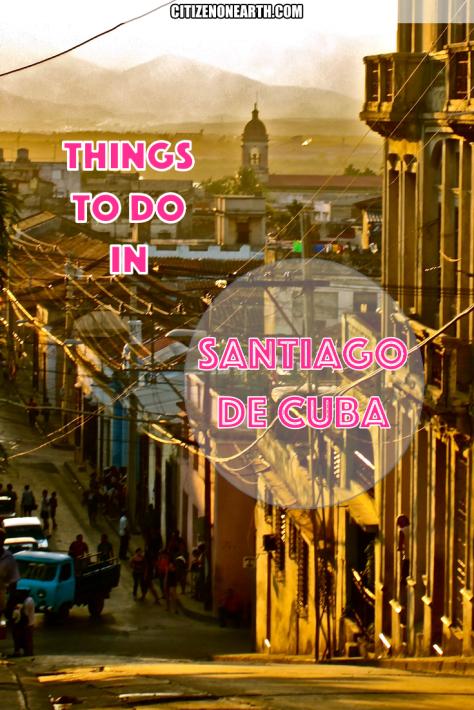 Things to do in Santiago de Cuba