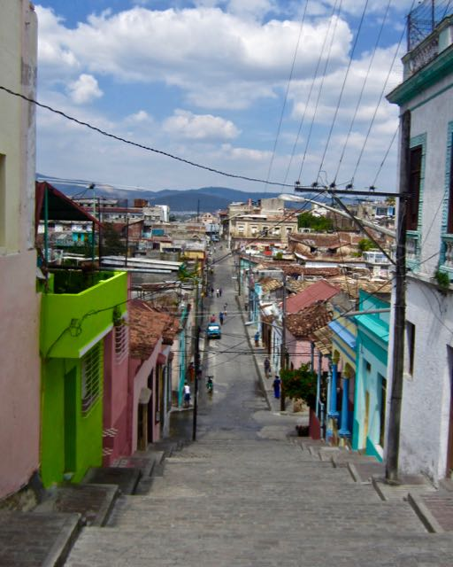 Things to do in Santoago de Cuba - Padre Pico Stairs