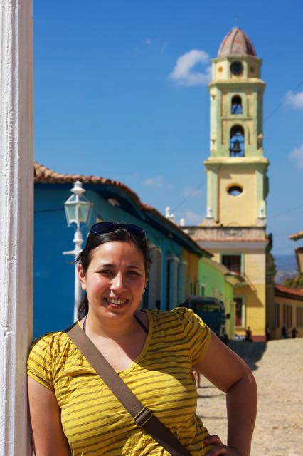 things to do in trinidad cuba bell tower