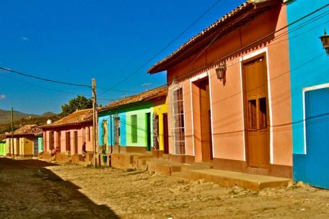 things to do in trinidad cuba colonial city centre