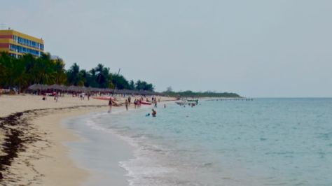 things to do in trinidad cuba playa ancon beach