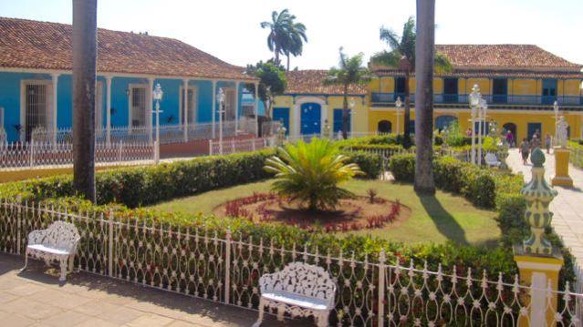 things to do in trinidad cuba plaza mayor
