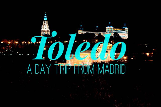 day trip to toledo from madrid