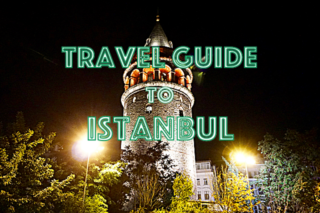 travel guide to istanbul