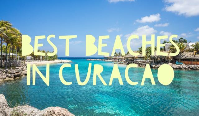 best caribbean beaches in curacao