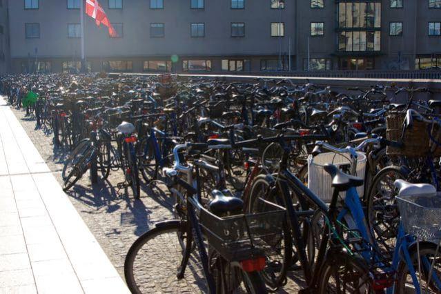 things to do in copenhagen ride a bike