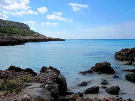 Things to do in Menorca Balearic Islands of Spain Beatiful Beach in the South of Menorca