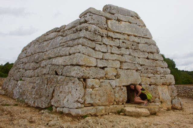 Things to do in Menorca Balearic Islands of Spain Naveta des Tudons Megalithic Chamber Tomb