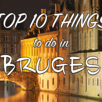 Top 10 Things to do in Bruges