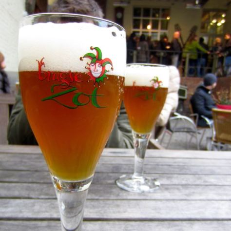 top things to do in bruges drink local beer de halve maan brugse zot