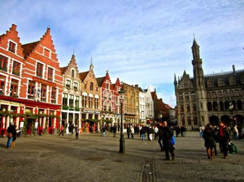 top things to do in bruges markt square