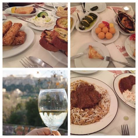 top things to do in athens eat greek food meze in a mezedhe and taverna