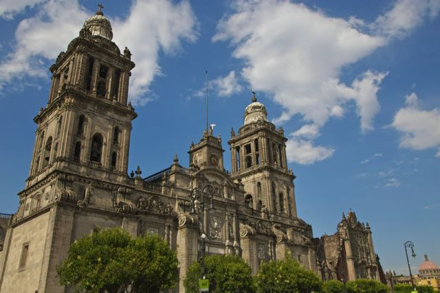 top things to do in mexico city catedral metropolitana