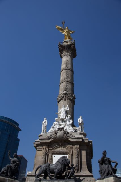 top things to do in mexico city the angel of independence el angel