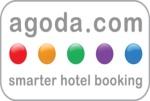agoda hotel reservation logo
