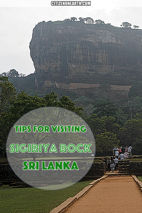 Tips for Visiting Sigiriya Rock in Sri Lanka