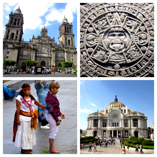 2 weeks in Mexico Travel Itinerary - Mexico City