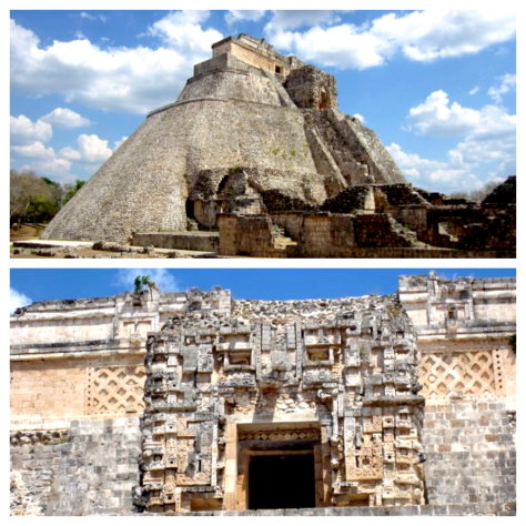 2 weeks in Mexico Travel Itinerary - Uxmal Ancient Maya City