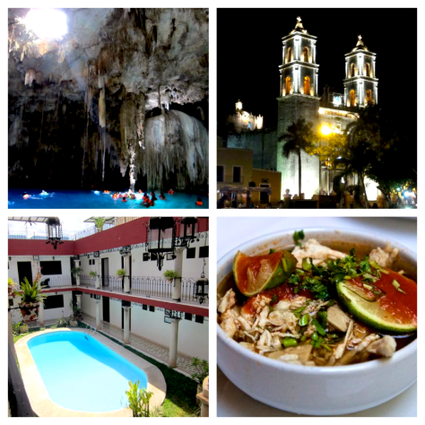 2 weeks in Mexico Travel Itinerary - Valladolid
