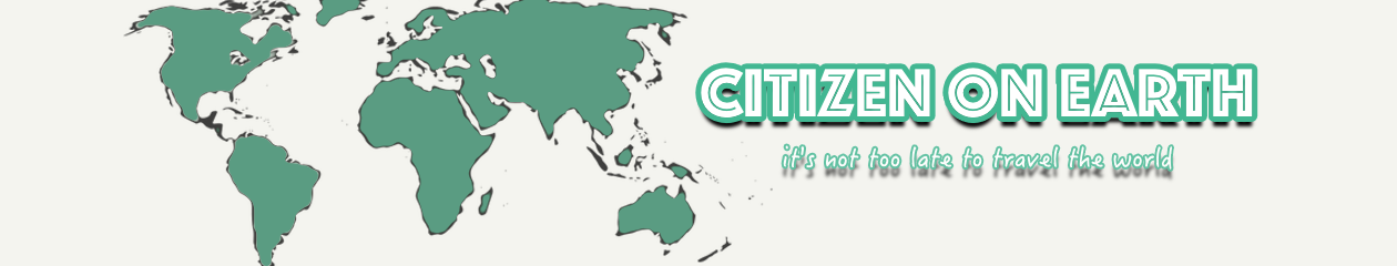 CITIZEN ON EARTH
