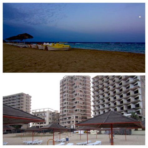 Travel guide to Northern Cyprus - Famagusta - Ghost Town Maras - Varosha